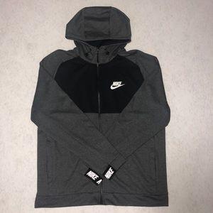 Nike tech fleece jacket